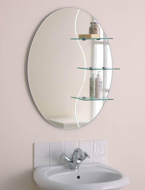 25 Cool Bathroom Mirrors