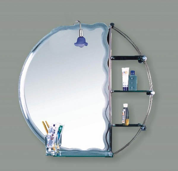 bathroom mirror designs 25 cool bathroom mirrors design swan 11023