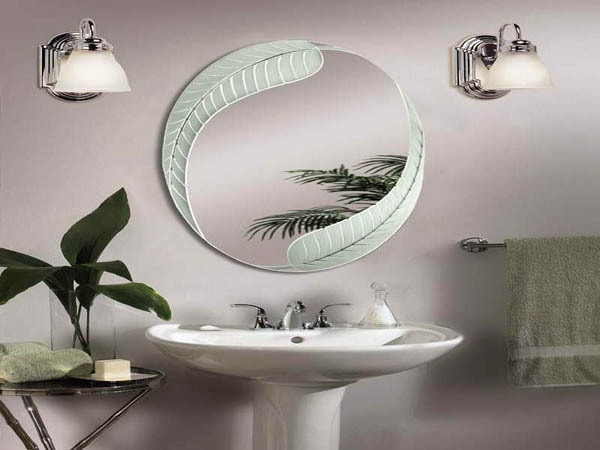 11 Easy Ways To Make Your Rental Bathroom Look Stylish: 25 Cool Bathroom Mirrors