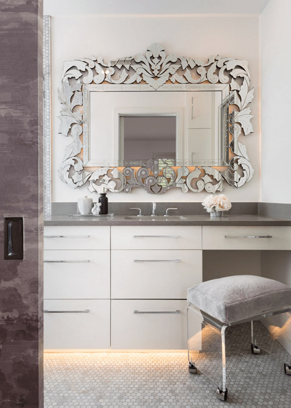 25 Cool Bathroom Mirrors