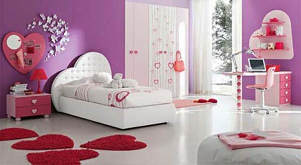 Valentine's Day Bedroom Decoration Ideas