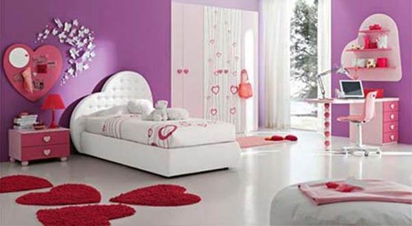 Valentine's Day Bedroom Decoration Ideas