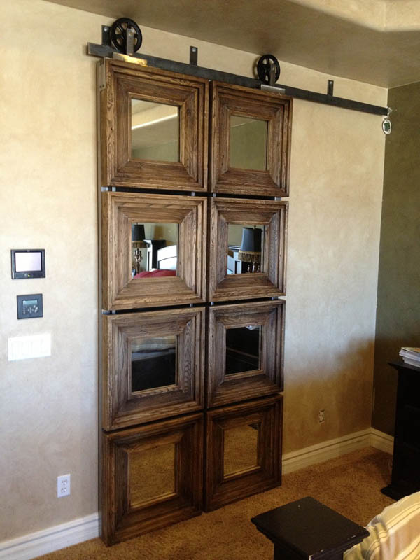 Cleverly Use Interior Sliding Barn Doors In Your Home