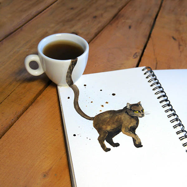 Coffee Cat: If Coffee is Cat