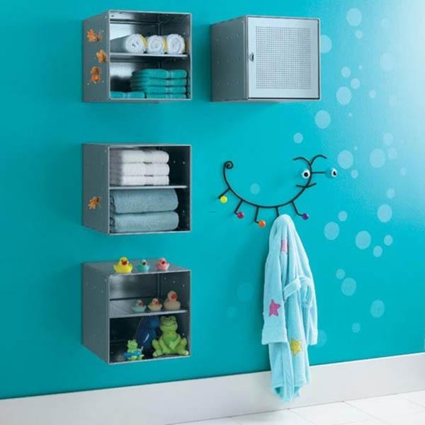 Create a Kids Friendly Bathroom