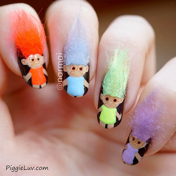 Furry Nails: The Next Big Thing (WTF)