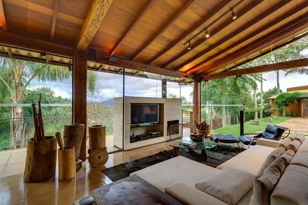 25 Contemporary Living Room Design Ideas
