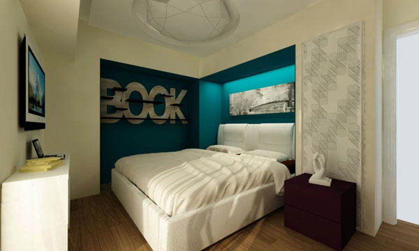20 Big Ideas for Small Bedroom Designs