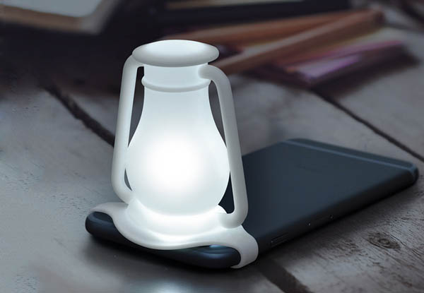 Creative Mobile Accessories: Phone Flash-light Diffuser