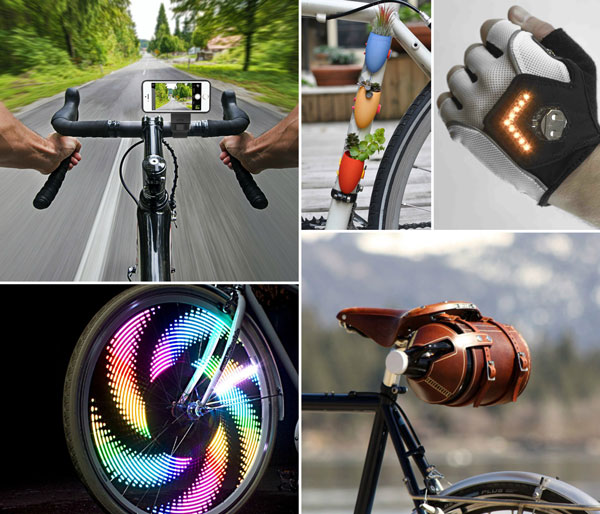 10 Super Cool Bike Accessories and Gadgets Make You Super ...
