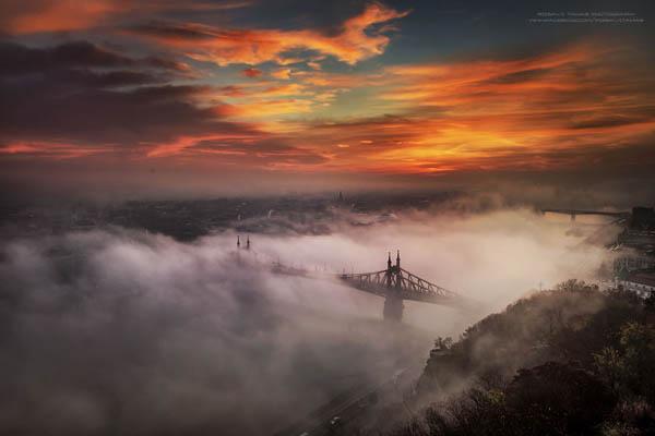 Magnificent Photos of Budapest by Tamás Rizsavi