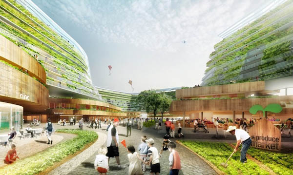 Homefarm: a Revolutionary Combination of Retirement Homes with Urban Vertical Farm