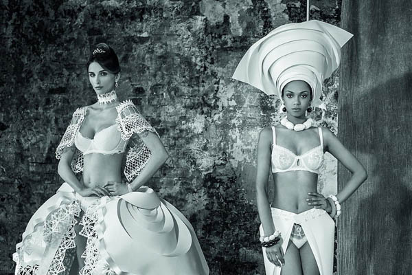 Gorgeous Paper Wedding Dresses by Asya Kozina