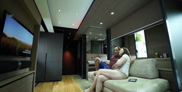 309 Sqft Transformer Home in Hong Kong