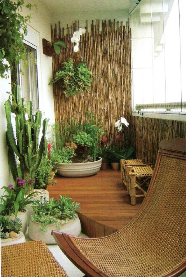 40 Inspiring Balcony Decoration Ideas
