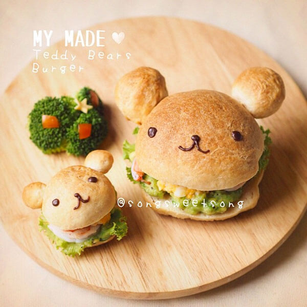 Food Looks too Cute to Eat
