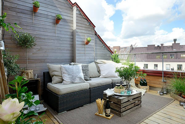 25 Inspiring Rooftop Terrace Ideas