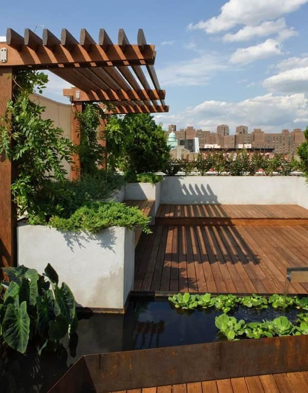 25 Inspiring Rooftop Terrace Ideas