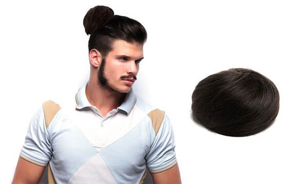 Clip-on Man Buns, Another Weird Invention for Man's Hair Trend