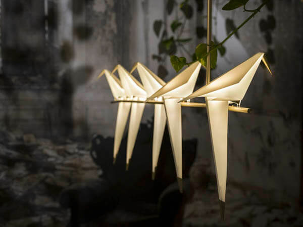Perch Light: One of the Most Poetic and Elegantly Designed Lights