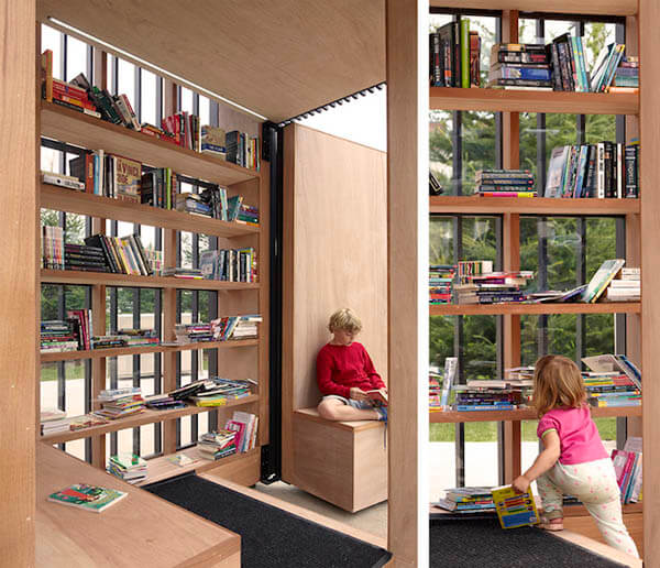 Story Pod: the Open Story Library in Toronto