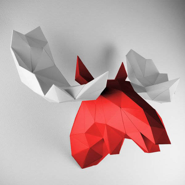 15 Creative Origami Inspired Designs