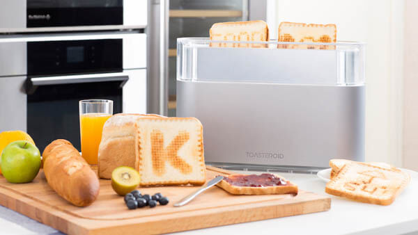 Toasteroid: A Toaster You can Play With