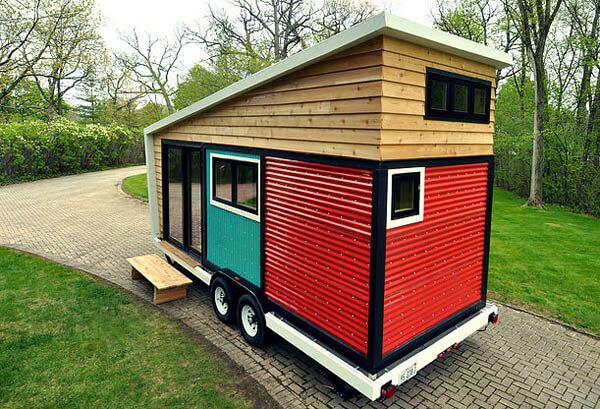 140 Square Feet Toybox Home