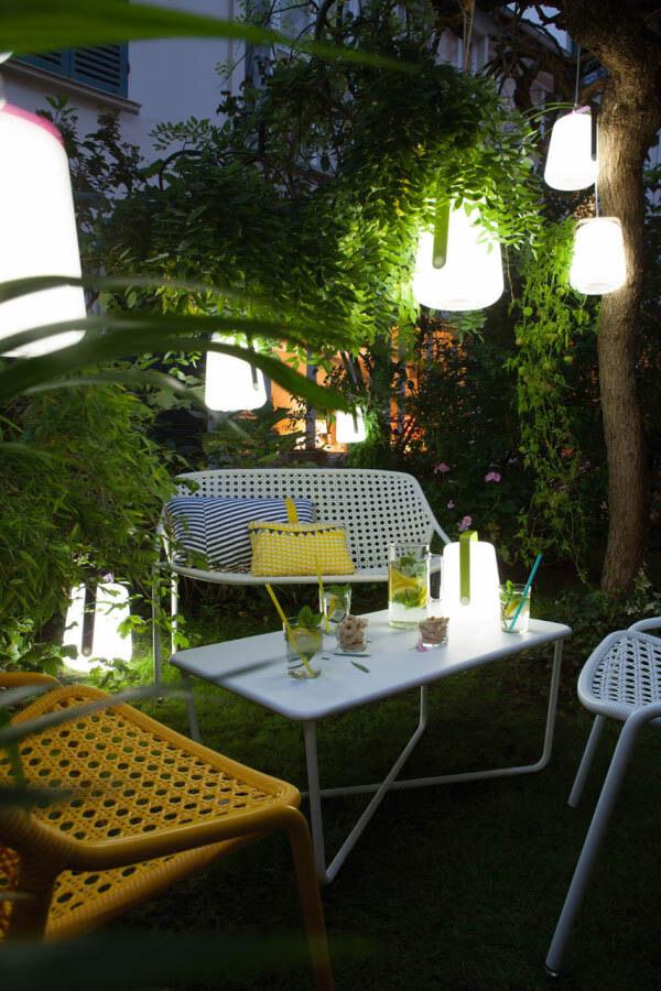 Balad: Lantern Style Detachable LED Lamp