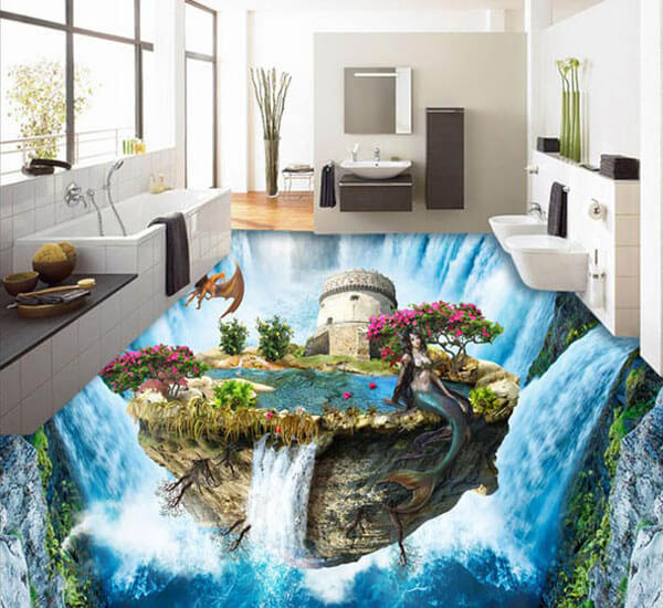 3D Flooring: Good or Bad Interior Design Trend – Design Swan on bad team building, bad apartment building, bad idea house building, bad modern building, cheap home building,
