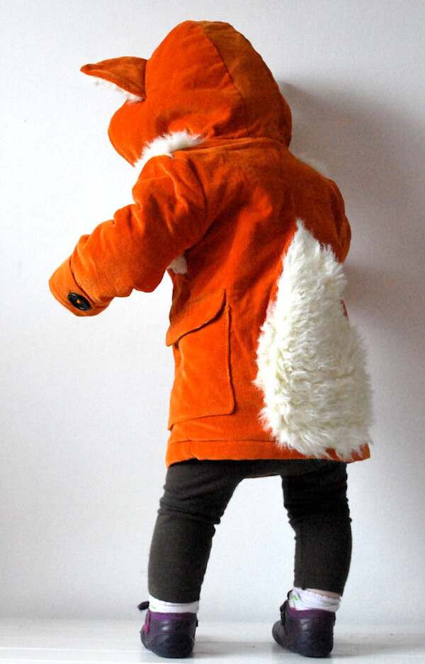 Adorable and Playful Animal-Inspired Coats