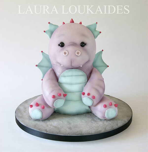 Amazing or Disgusting? Sculptural Cakes by Laura Loukaides