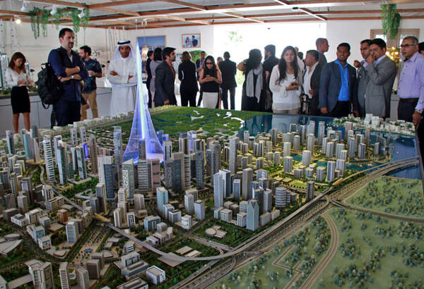 Dubai Creek Harbour: the New World's Tallest Building