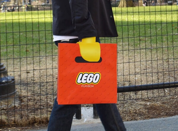Love LEGO? How About Have Your Hands into a LEGO