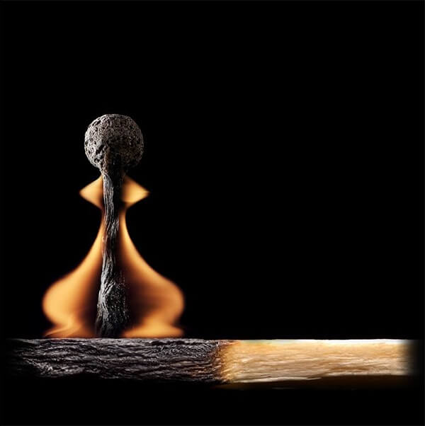 Matches Magic: Incredible Mini-sculptures Using Burnt Matches