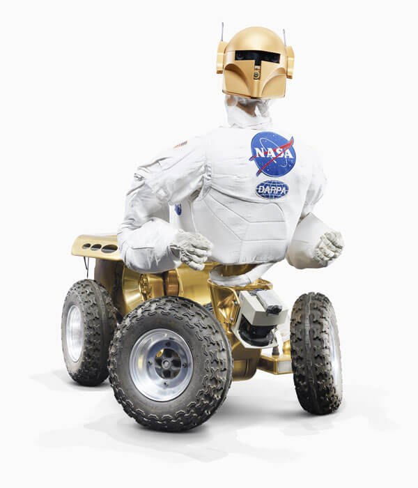 Rarely Seen Photos of NASA Technology by Benedict Redgrove