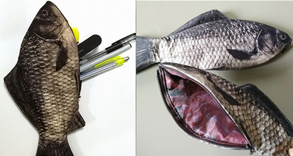 12 Cool Looking Fish Inspired Designs