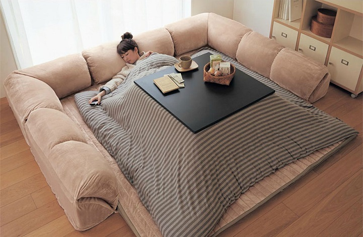 Kotatsu Heated Tables: The Table You Might Not Want to Leave in the Winter