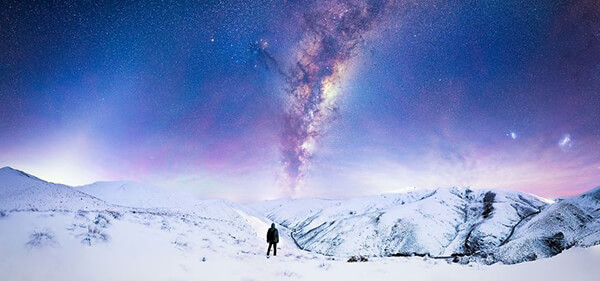 Magnificent Night Sky Photos in New Zealand