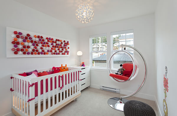 9 Brilliantly Creative Ways to Shape a Cool Nursery