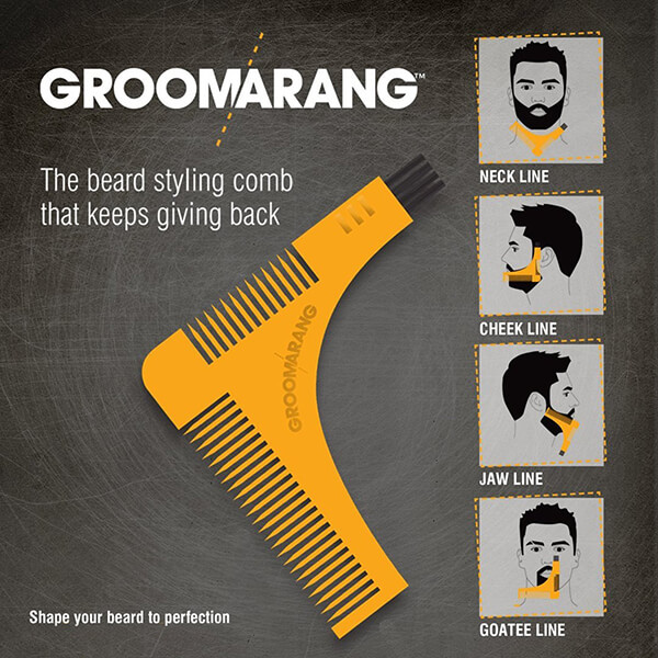 Groomarang Comb: Probably the Best Beard Comb