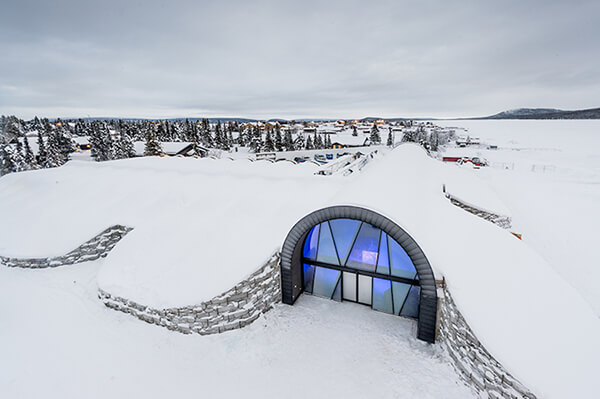 Sweden's Iconic ICEHOTEL Now Open Year-round