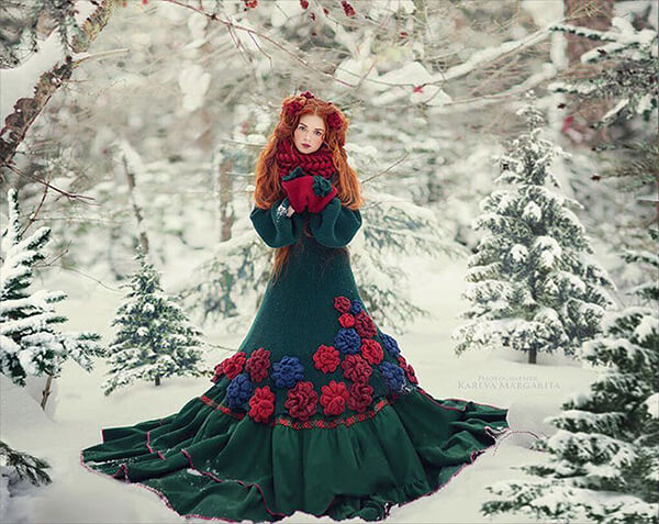 Fairy-tale in Life: Stunning Photos by Russian Photographer Margarita Kareva