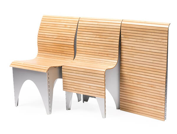 Ollie Chair: Shape-Shifting Modern Seating