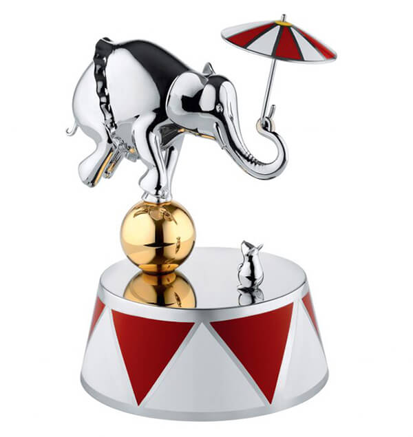 Circus-Themed Tableware by Marcel Wanders Read for Alessi