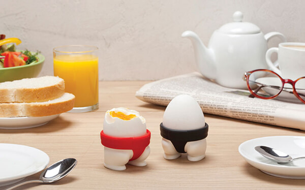 10 Playful Egg Cups Designs to Cheer Up Your Breakfast Table
