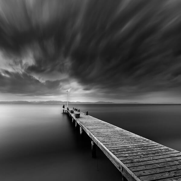 Stunning Black and White Photography by George Digalakis