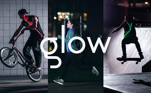 Glow Headphones: Let Others See Your Music