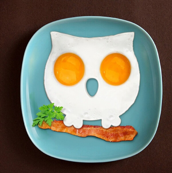 More Playful Egg rings to Help Your Little One Enjoy Breakfast