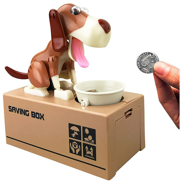 8 Interesting Piggy Bank To Teach Your Kids Save Money While Have Fun